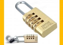 FREE Luggage Locks