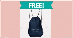 Free Backpack Sample In the Mail!