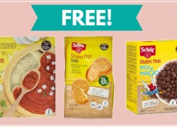 TOTALLY FREE Schär Care Package ! { $10.50 VALUE! }