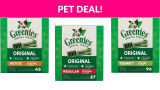 Greenies Dog Treats Hot Deals
