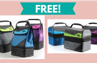 Get a FREE Arctic Zone Lunch Bag!