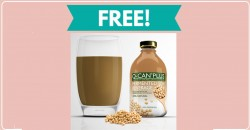 Get a FREE Q-Can Plus Fermented Soy Beverage!