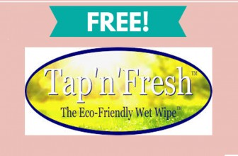 Get a FREE Sample by Mail of Eco-Friendly Wet Wipes!