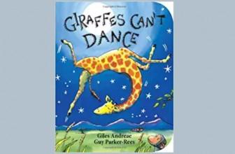 Giraffes Can't Dance: Board Book for $2.32 SHIPPED!