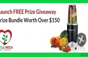 NutriBullet 600 Series Blender Big Giveaway (PLUS Daily Giveaways)