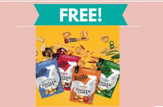 FREE Bag of Wilde Chicken Chips !