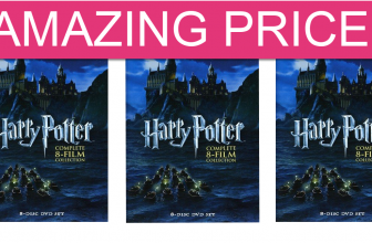 AMAZING PRICE! Harry Potter Complete 8 Disc Collection!