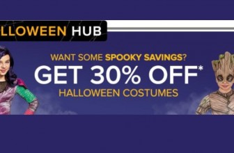 Save on a Halloween Sale: Get 30% Off Halloween Costumes