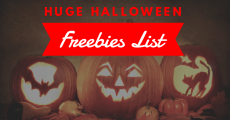 Halloween Freebies List ! [ 37 Halloween FREEBIES! ]