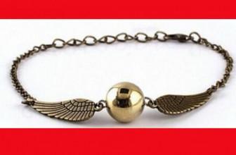 Adorable Harry Potter Bracelet ONLY $1.36 SHIPPED!