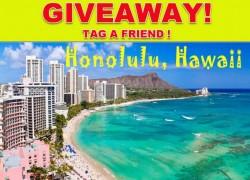 Win a Trip to Honolulu!