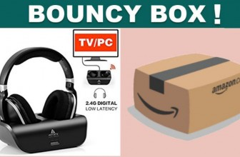 INSTANT WIN Headphones & Dock! Every 6,000th Person WINS! [ $79.99 Value ]