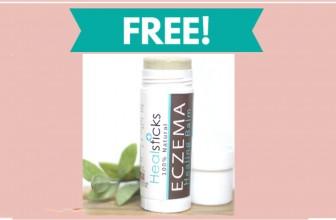 FREE HealSticks Eczema Healing Balm