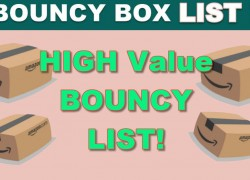 14 High Value Bouncy Box List – ALL Valued at $50 OR MORE! – MONDAY 7/2