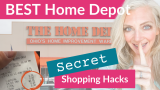 21 Secrets To Shopping at Home Depot ⭐That ONLY the Employees Know About!
