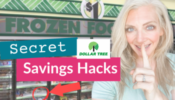 15 Dollar Tree Shopping Secrets & Hacks ONLY INSIDERS Know!