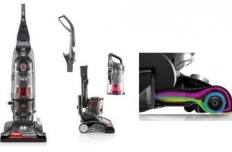 HOOVER WindTunnel Pro Bagless  Vacuum $35 + FREE SHIPPING! ( Reg. $150+ )