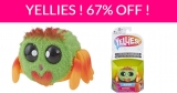 YELLIES! The Lowest Price EVER! ONLY $4.99  { Reg. $14.99 or more } !