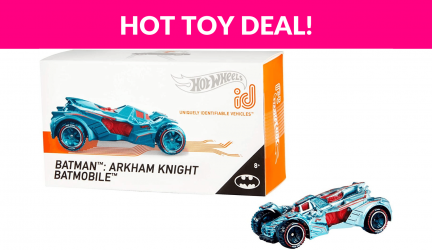 Hot Wheels id Arkham Knight Batmobile