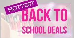 Amazon's 🔥 HOTTEST 🔥 Back To School Deals! == RUN!
