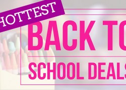 Amazon's 🔥 HOTTEST 🔥 Back To School Deals! == RUN!