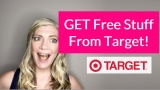 How To Get Free Stuff From Target! { 3 Ways! }.