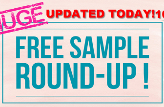 100's + 100's OF FREE SAMPLES !