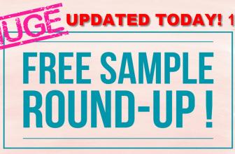 HUGE FREEBIES Round Up = 100's + 100's of NEW Freebies!
