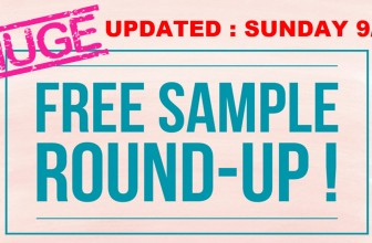 HUGE ROUND UP of FREEBIES ! Updated TODAY SUNDAY = 9/16