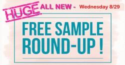 HUGE FREEBIE ROUND UP = UPDATED TODAY = 8/29