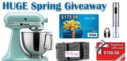 HUGE / INSANE Spring Giveaway ( $700+ Value) From Me!