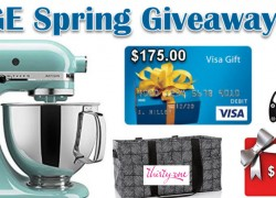 HUGE / INSANE Spring Giveaway ( $700+ Value) From Me!
