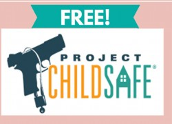 IMPORTANT FREEBIE : Free Child Gun SAFETY Kit