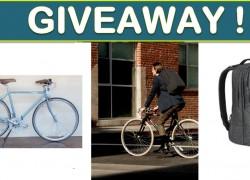 Win a New Bike, Backpack and $500 Credit !