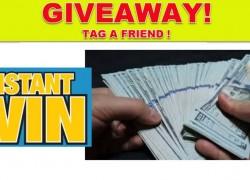 [ INSTANT WIN! ] Win $10,000* Grand Prize !