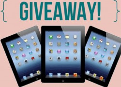 Enter To Win An Ipad !