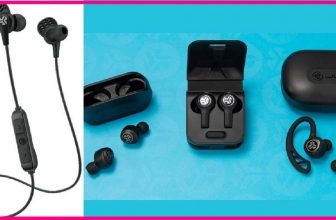 Wow! Totally FREE JLab earbuds.