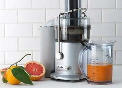 Win a Juice Fountain & Juice Extractor!