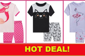 [ GO NOW!!! ] Girls Jammies ONLY $4.00 EACH! [ Reg. $20 ]