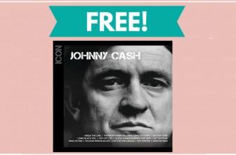 Totally FREE Johnny Cash Album !