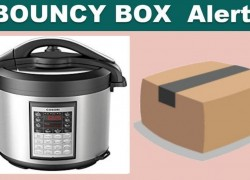 [ BOUNCY BOX! ] Instant Win a Pressure Cooker!!!