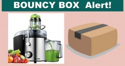 [ BOUNCY BOX! ] Instant Win a Juicer!!!