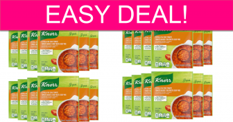 Knorr 12 Pack Tomato & Star Soup PENNIES EA!