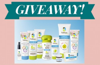 Win a Beauty Gift Set from Kayla Naturals!
