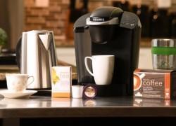 Enter WIN A KEURIG® K55 COFFEE MAKER