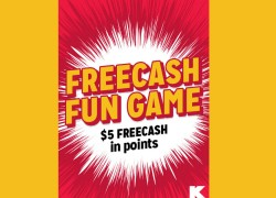 $5.00 FREE at Kmart – SO EASY!