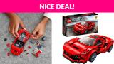 LEGO Speed Champions Ferrari F8 Tributo Toy Cars