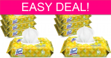Lysol Wipes 320 Ct – GREAT PRICE!