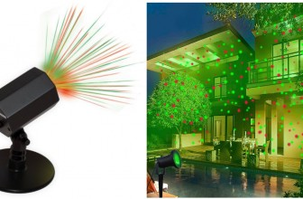WOWZA! Christmas Laser Motion Light ONLY $10.99!