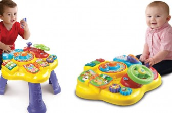 Say What?!? VTech Learning Table ONLY $25.37 SHIPPED! ( Reg. $39 )
